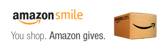 Did you know you could help by simply   shopping on Amazon?    Thru the   AmazonSmile   program, a percentage of eligible purchases is donated to the charitable organization of your choice.    Just make sure to shop via   www.smile.amazon.com  .    To get started, click on your account settings and select your charity.   See below for instructions.