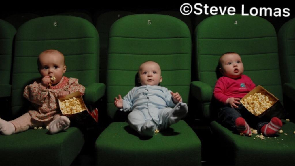 baby cinema Tyneside cinema bringing in baby child friendly newcastle