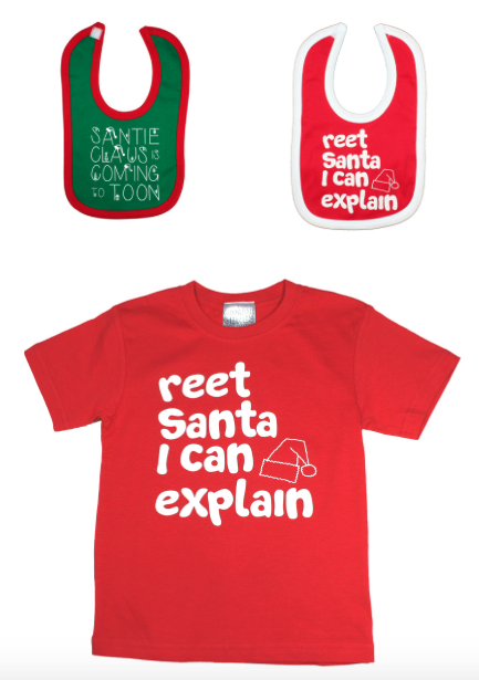 Geordie Genes  festive collection, starting at £8.95