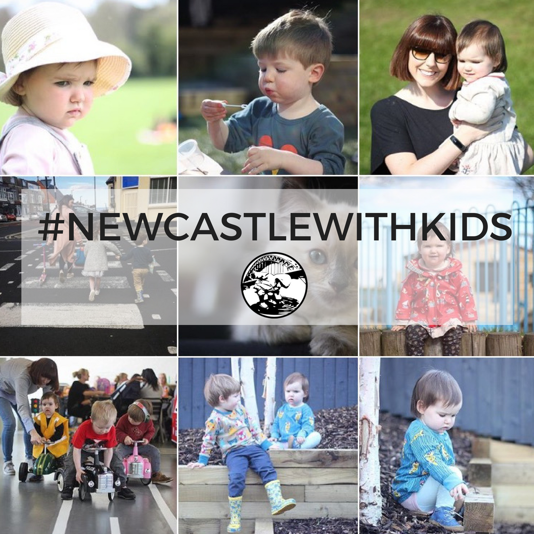 Newcastle With Kids Sprog on the Tyne Events Instagram