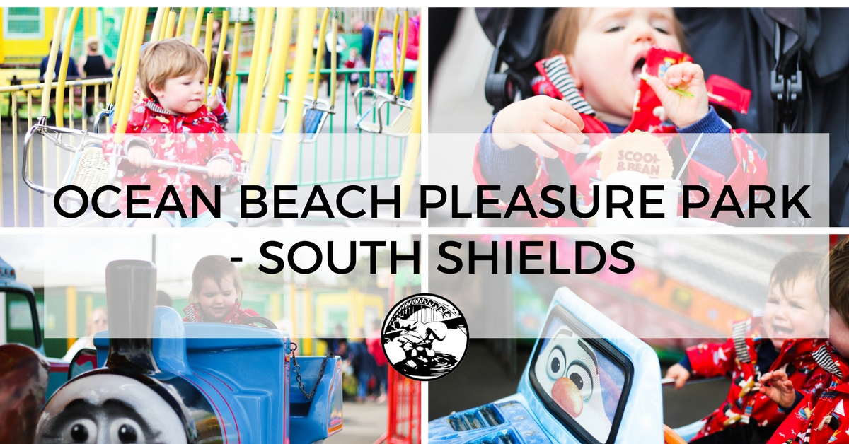 Ocean Beach Pleasure Park South Shields Fun Fair Toddlers The Hoppings