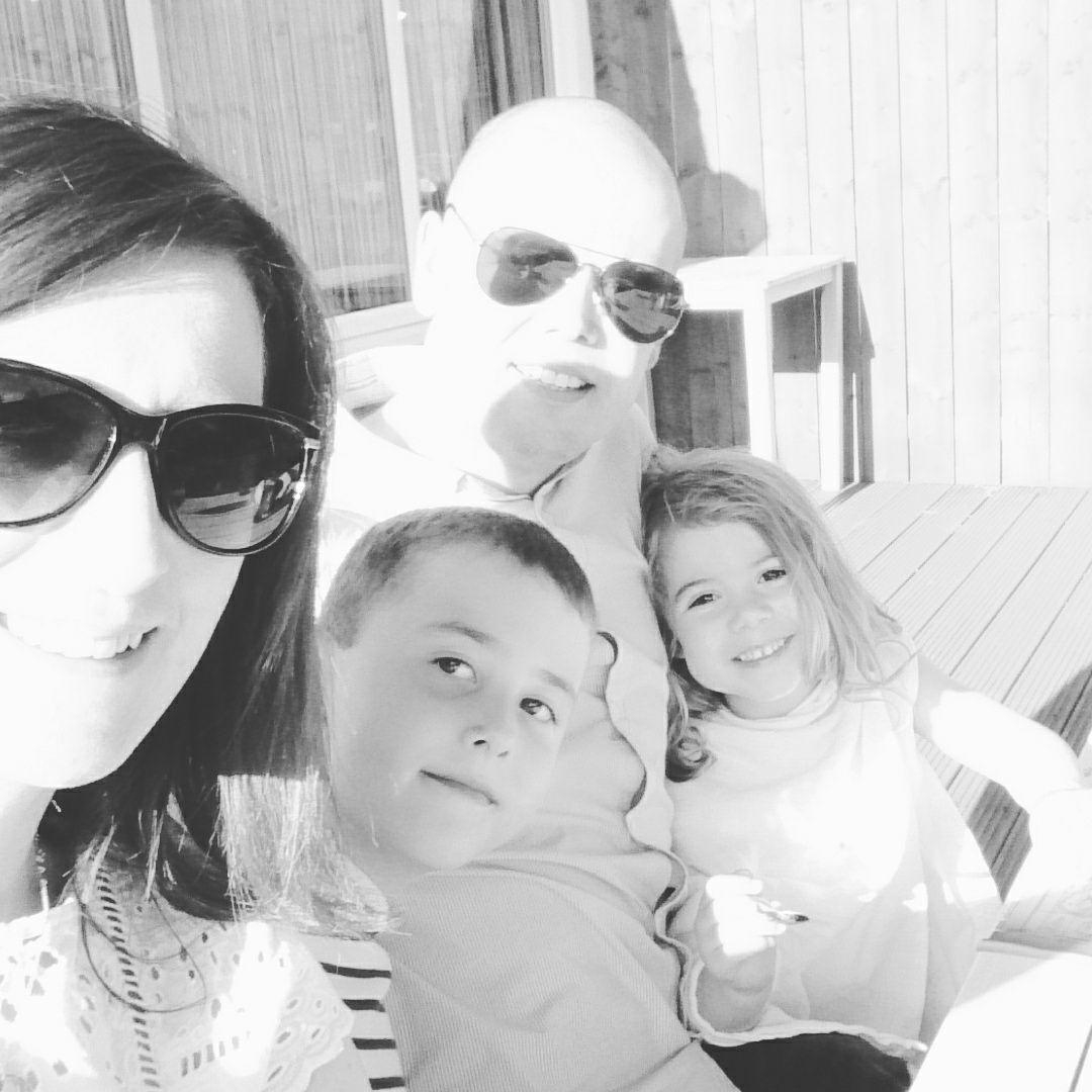 Natalie, Leon, Samuel and Sally