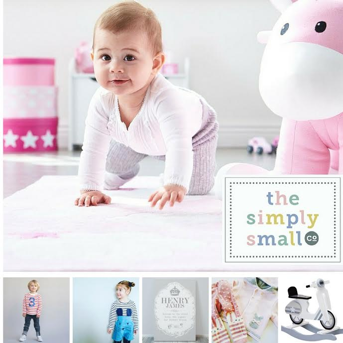 Some of the gorgeous items available from  The Simply Small Co