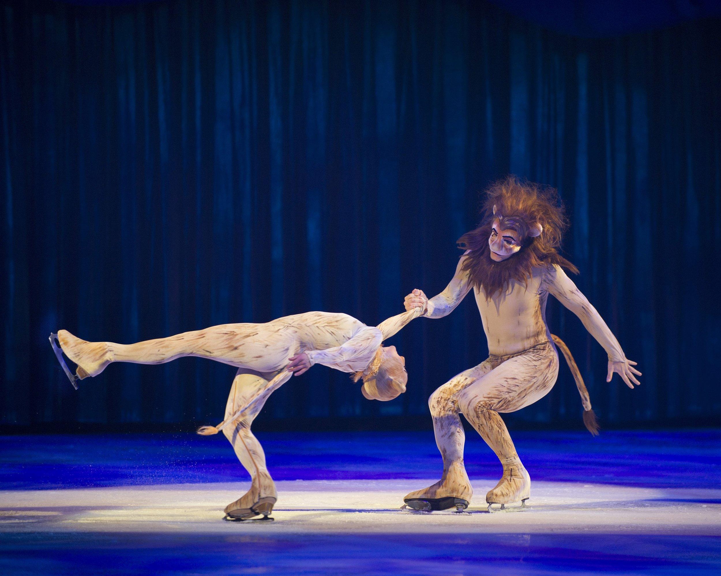 Disney On Ice presents Passport to Adventure - The Lion King