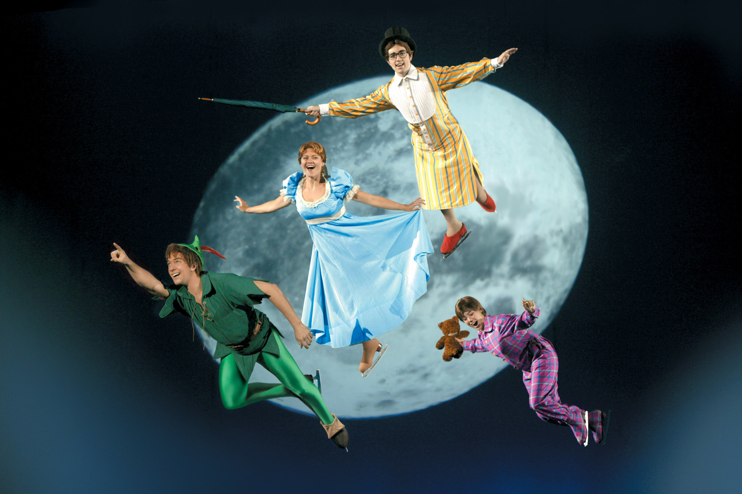 Disney On Ice presents Passport to Adventure - Peter Pan