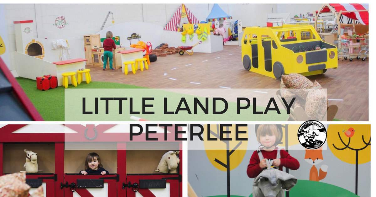 Little Land Play Peterlee Role play centre County Durham Review