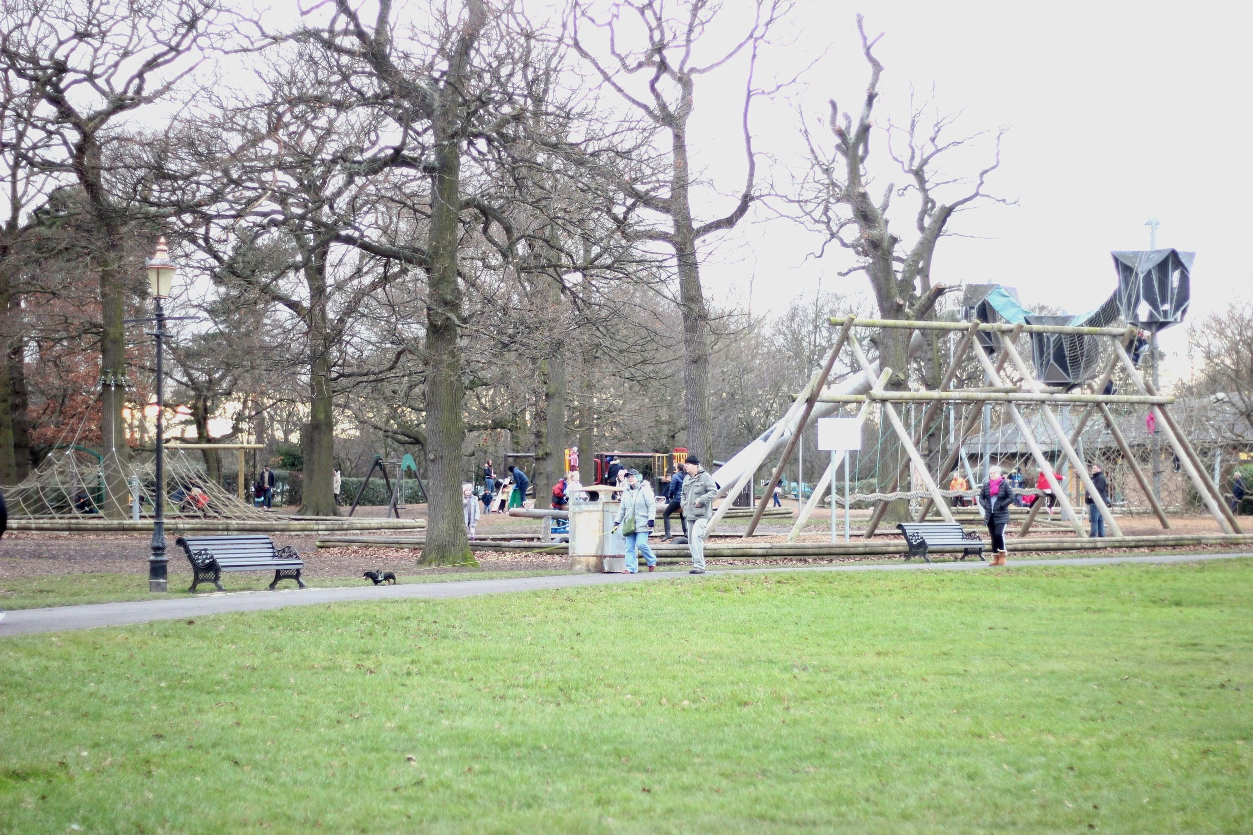 Preston Park Museum and Grounds - Play park