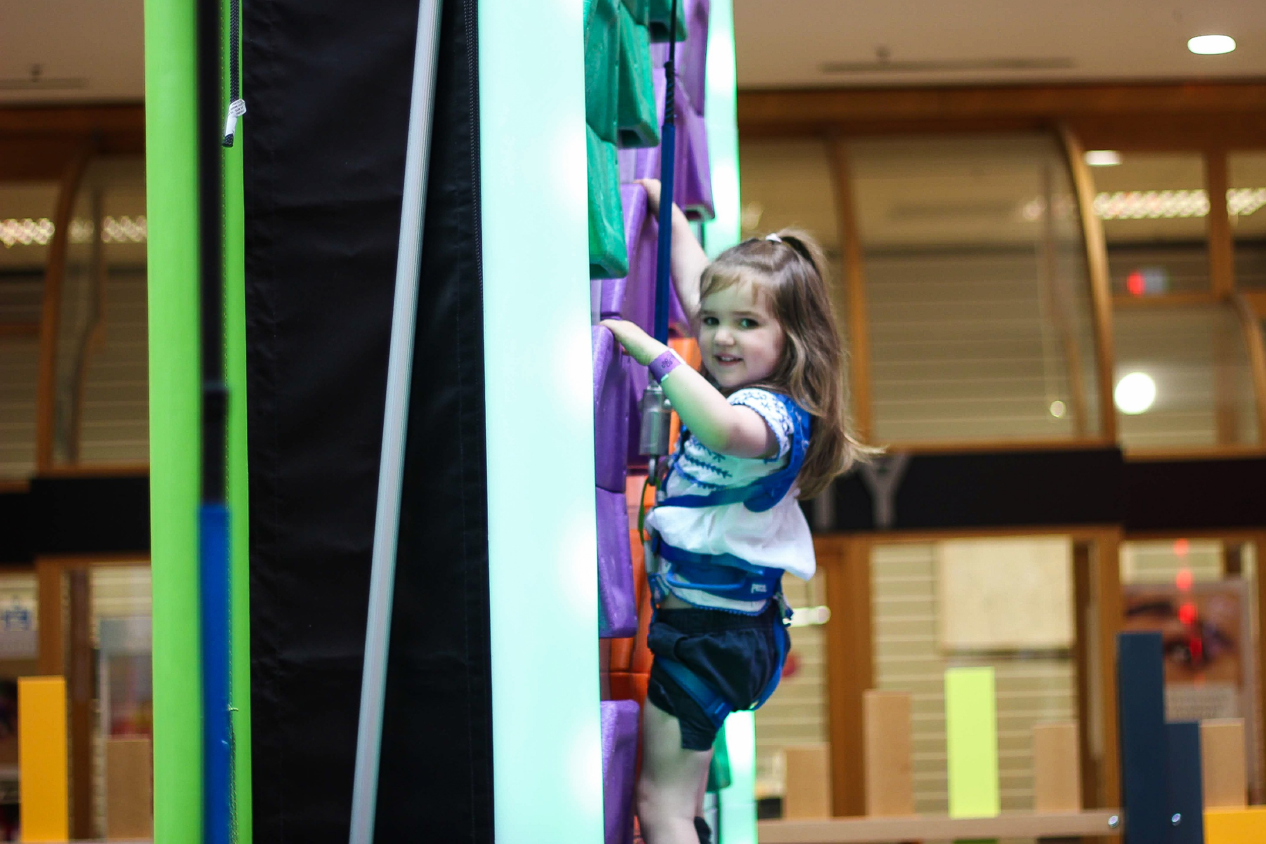 Clip and Climb at Metrocentre