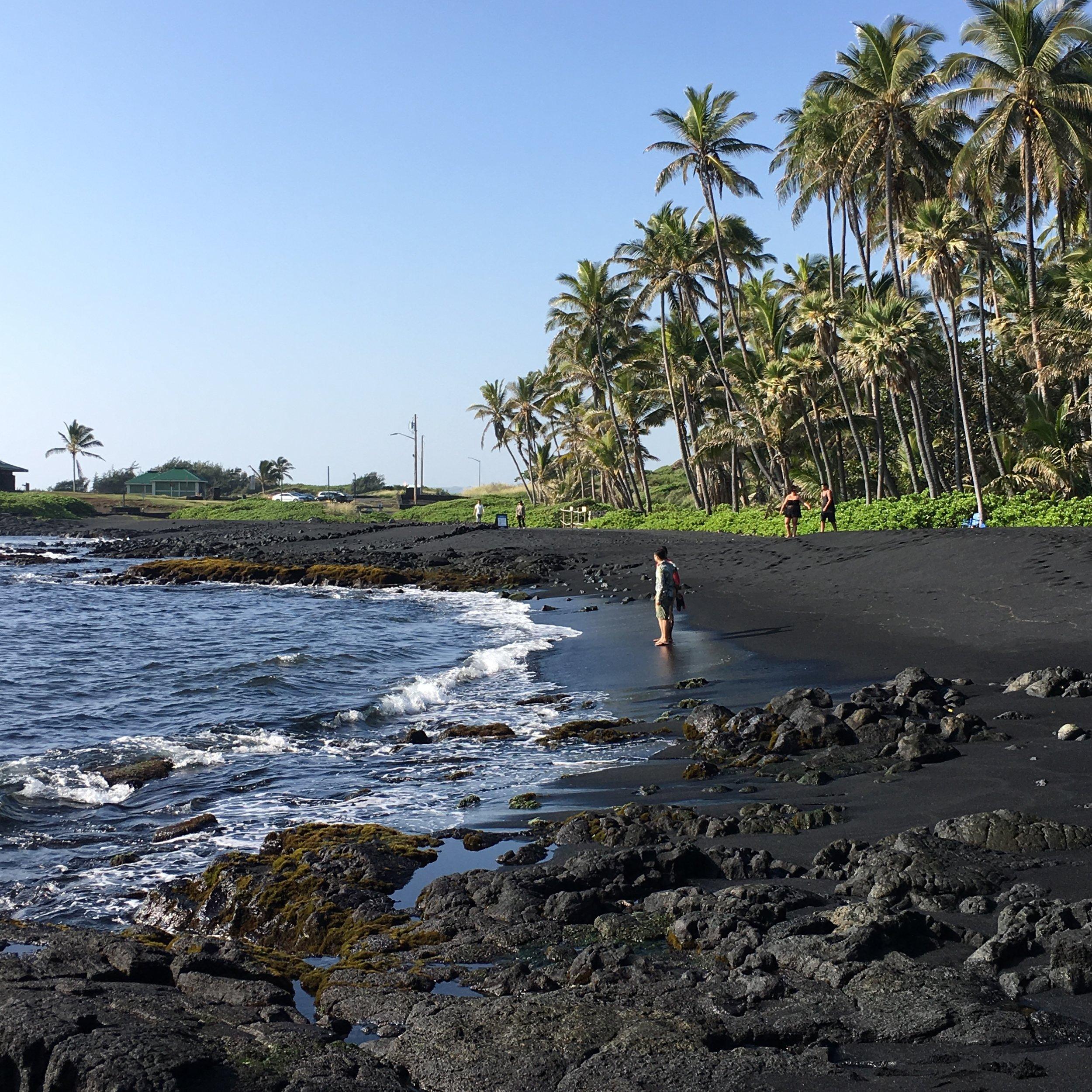 BIG ISLAND, HAWAII