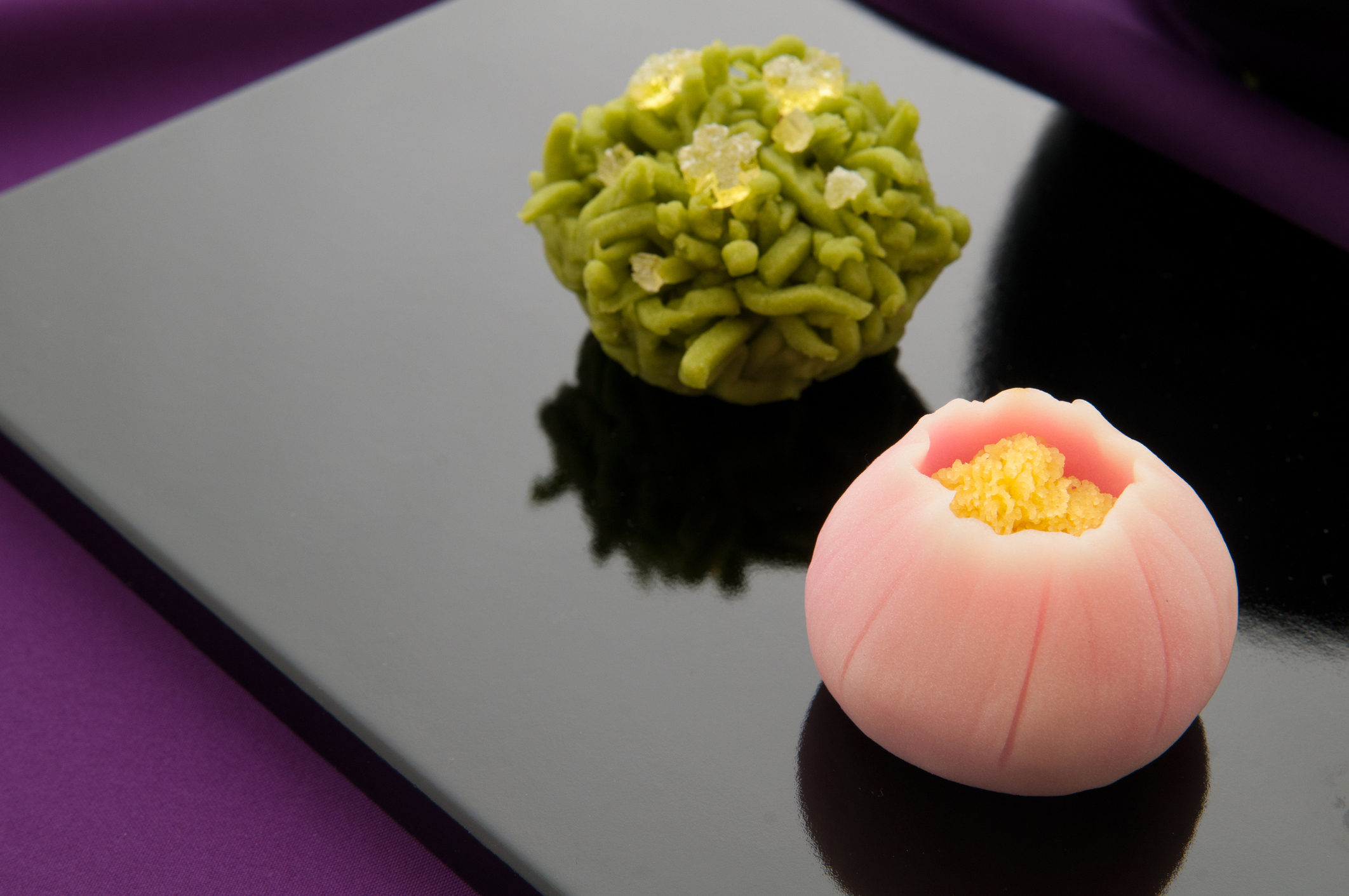 The Art of   Japanese Wagashi   Read More