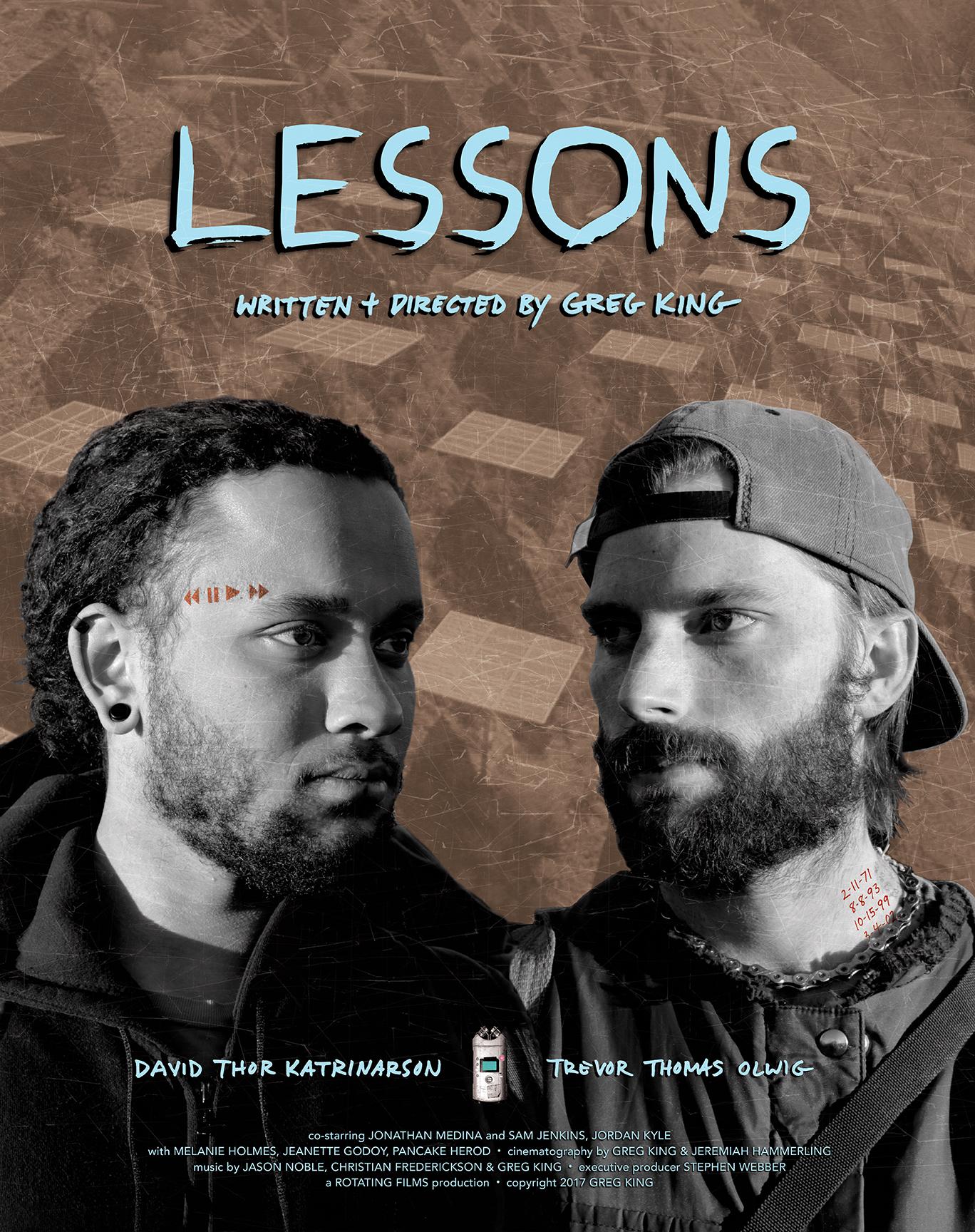 LESSONS  [Full Film]