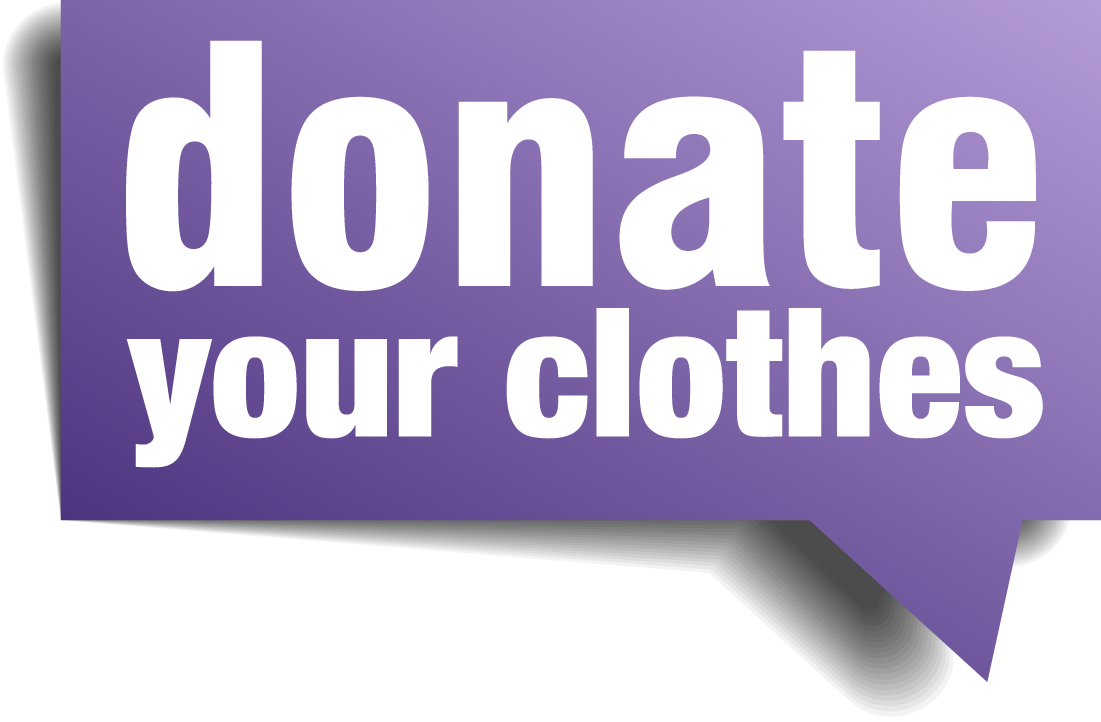 All gently used clothing items directly benefit and support our services and programs.