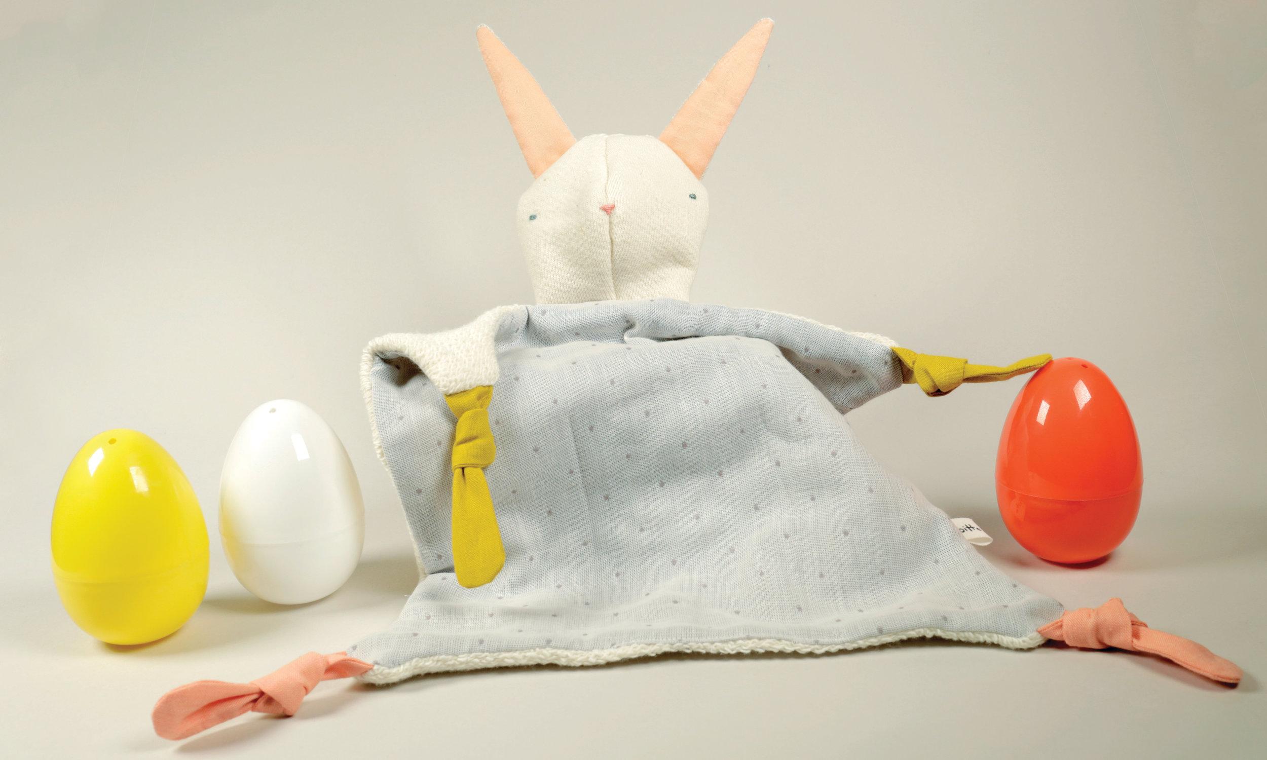 Bunny Baby Easter Gift