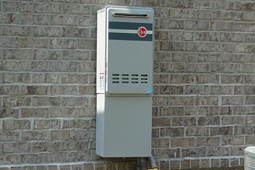 Rheem High efficiency tankless water heater