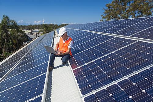 SMART LIVING Solar upgrade