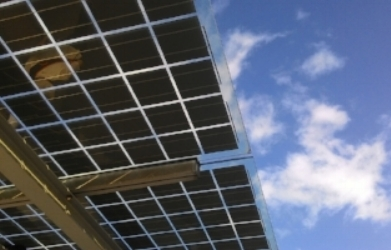 Translucent solar panel - SMART HOME Upgrade