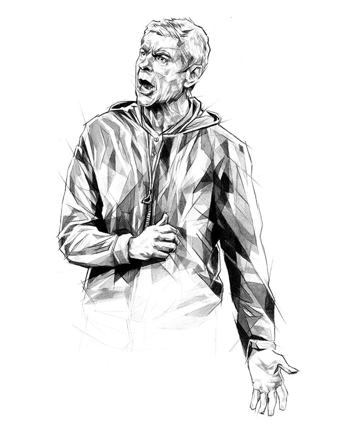 Espn Premier League Managers Dave Merrell Artwork The premier league, often referred to outside england as the english premier league or the epl, is the top level of the english football league system. espn premier league managers dave