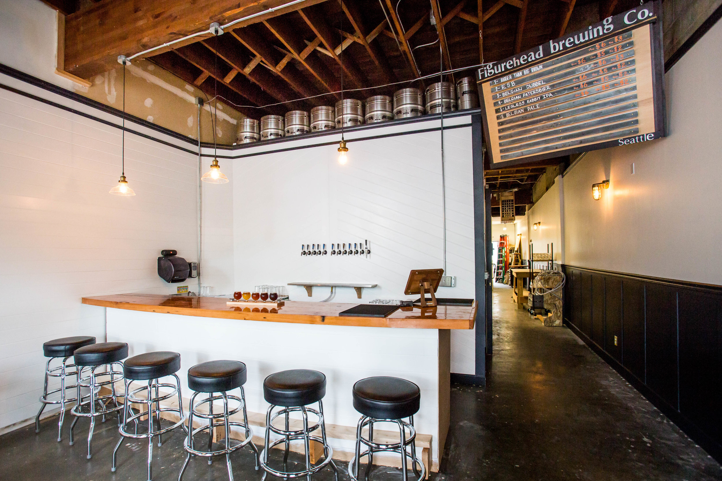 Figurehead Brewing Co., Seattle, WA