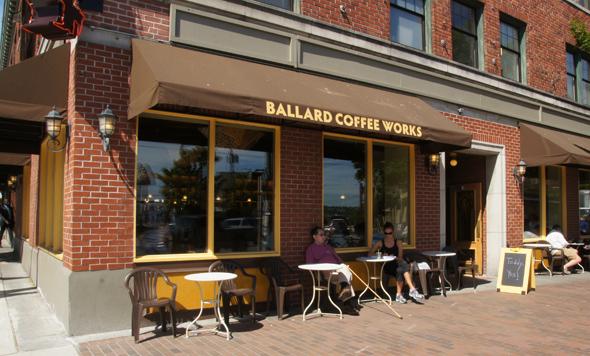 Ballard Coffee Works