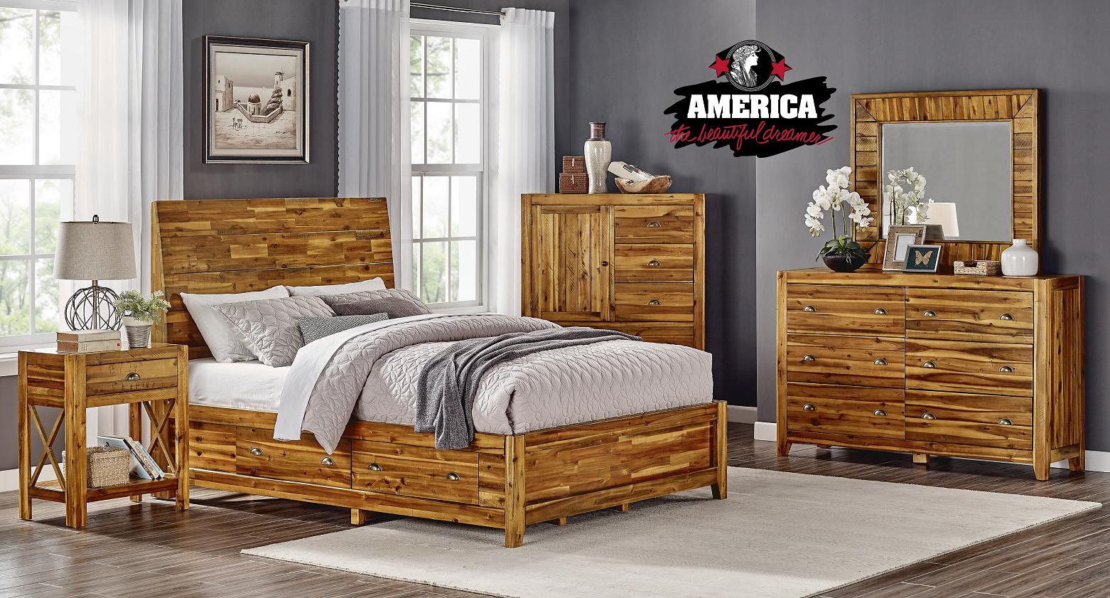 Timberline Factory Direct Furniture Store America The Beautiful Dreamer