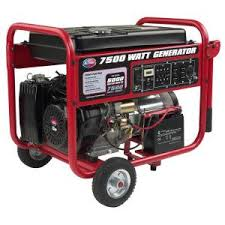7500 Watt Generator  Deposit: $350.00 4HR: $50.00 Daily: $75.000