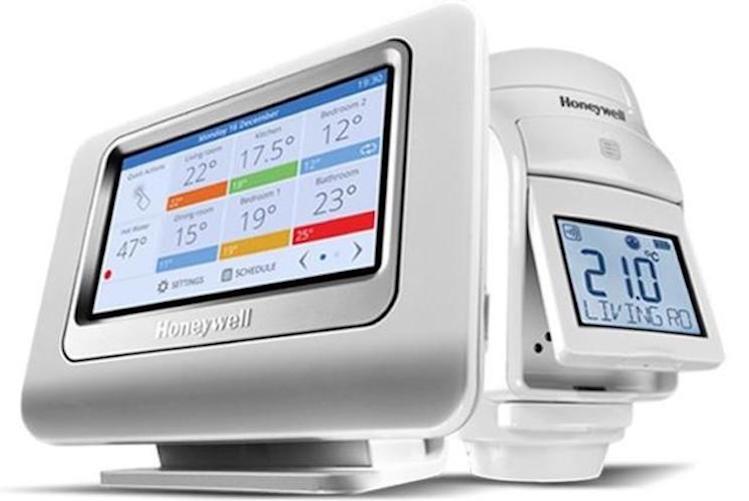 Honeywell evohome smart controls