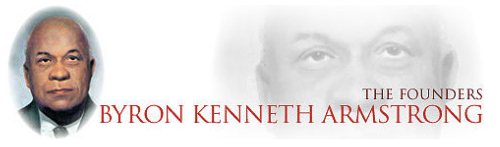 Byron Kenneth Armstrong (1892-1980), born in Westfield, Indiana, entered Indiana University where he studied philosophy, mathematics, and sociology. After finishing Indiana University, he earned his Master's degree at Columbia University in 1913, and subsequently the Doctor of Philosophy degree from the University of Michigan. He held teaching positions in Florida, Indiana, Kansas, and Oklahoma. During World War I, he served as an investigator for the Department of Labor. He was awarded the Laurel Wreath in 1935.