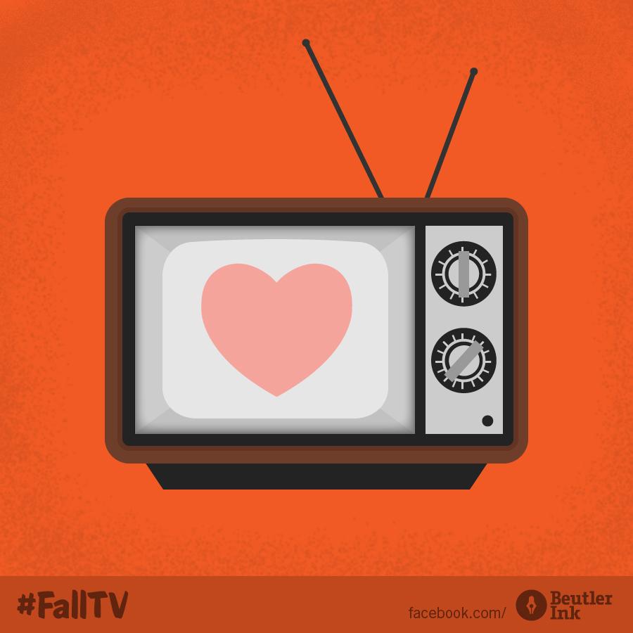 We heart TV