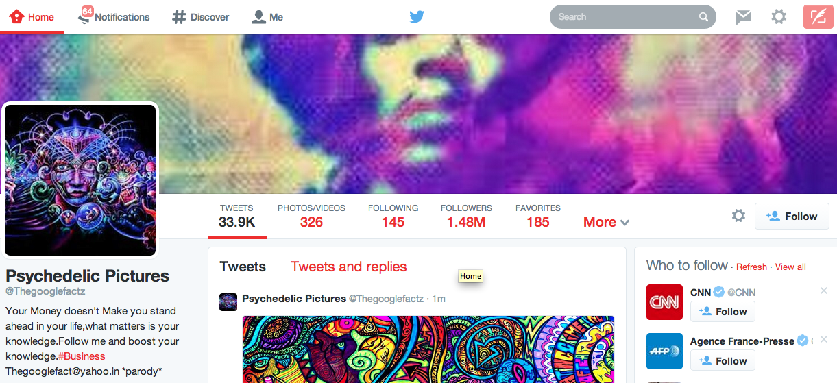 7 Psychedelic
