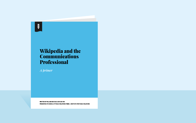 Interested in learning more about how Wikipedia works? - Download your free copy of our Wikipedia Primer!