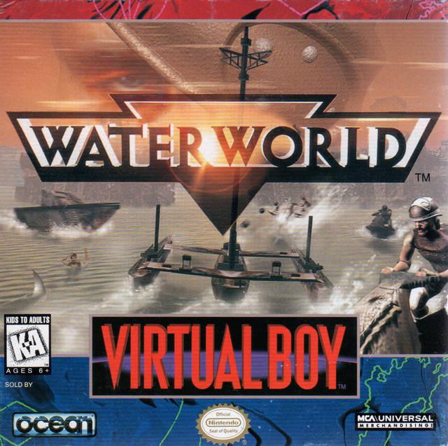 Waterworld sucks...