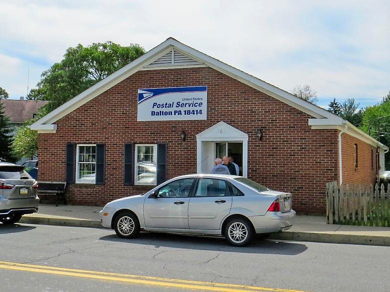 Dalton, Pennsylvania Purchased: 2019