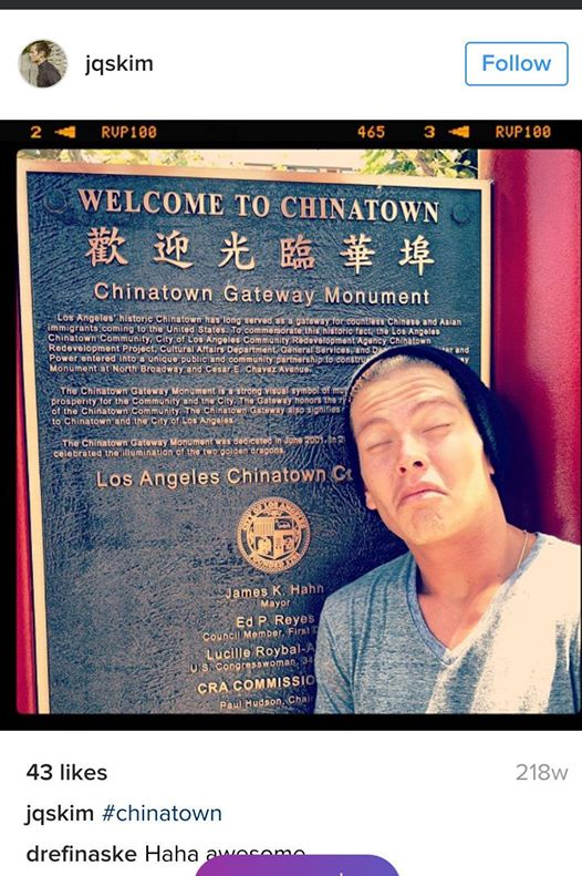 #Chinatown