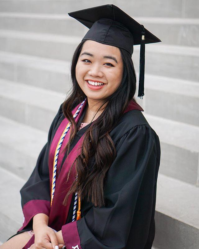 Congratulations for graduating like a month ago i'm super late! sorry lol