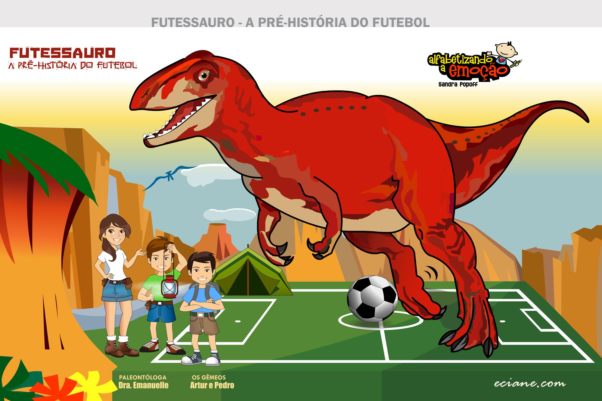 Futessauro - Book