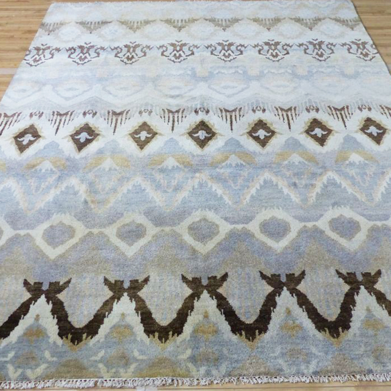 Anitique Hand Knotted Rug - New York Rug Gallery