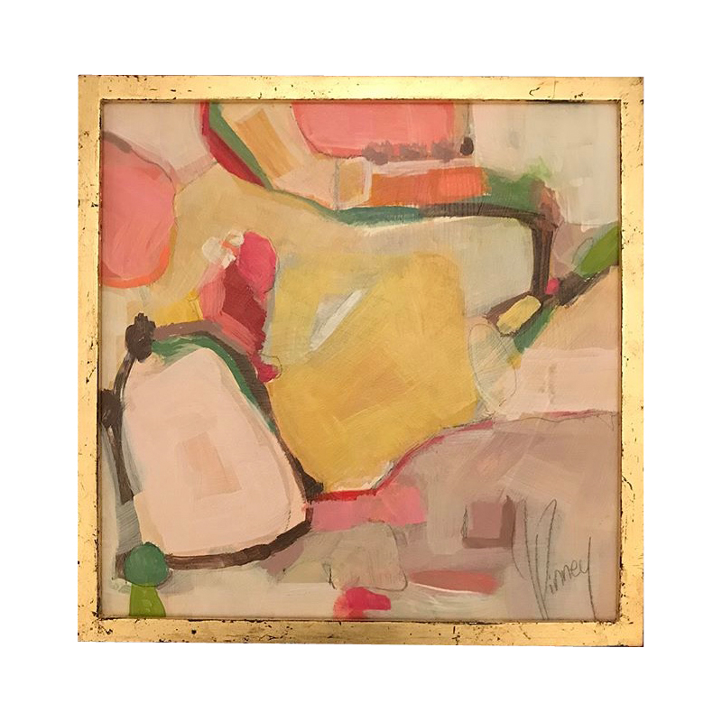 Janie Pinney | abstract oil on canvas