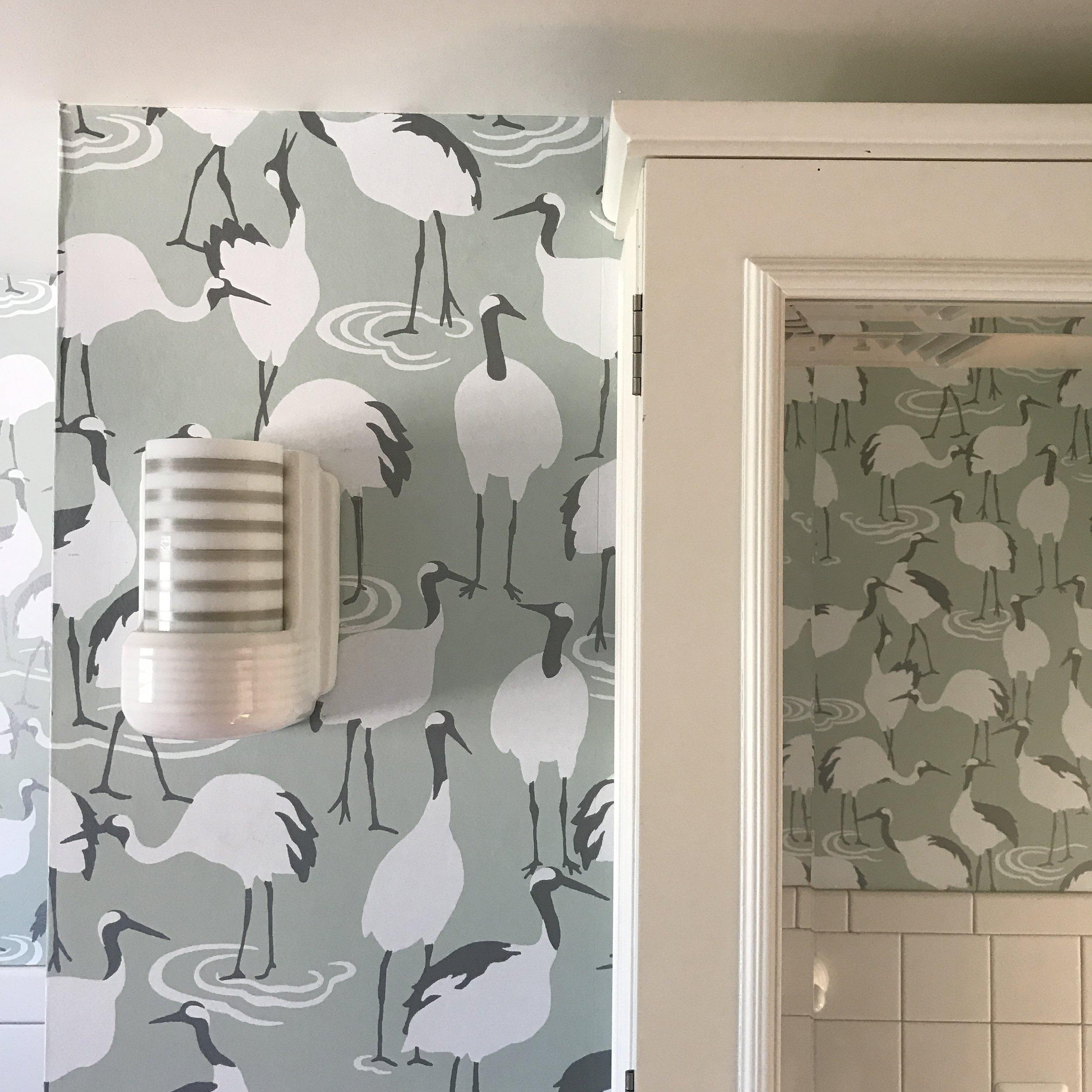 Chouxdesigns_Nurserybathroom_storkwallpaper.JPG