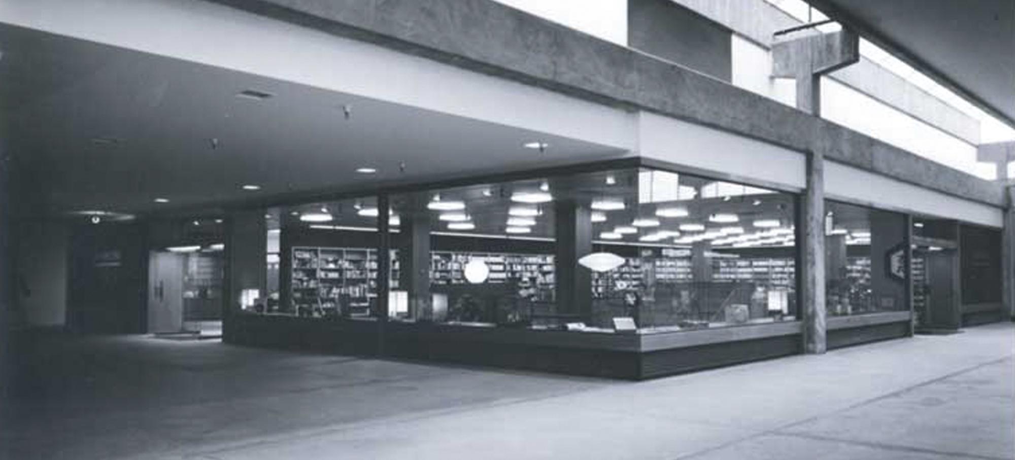 Kinokuniya San Francisco - 1969 | Kinokuniya's first overseas store