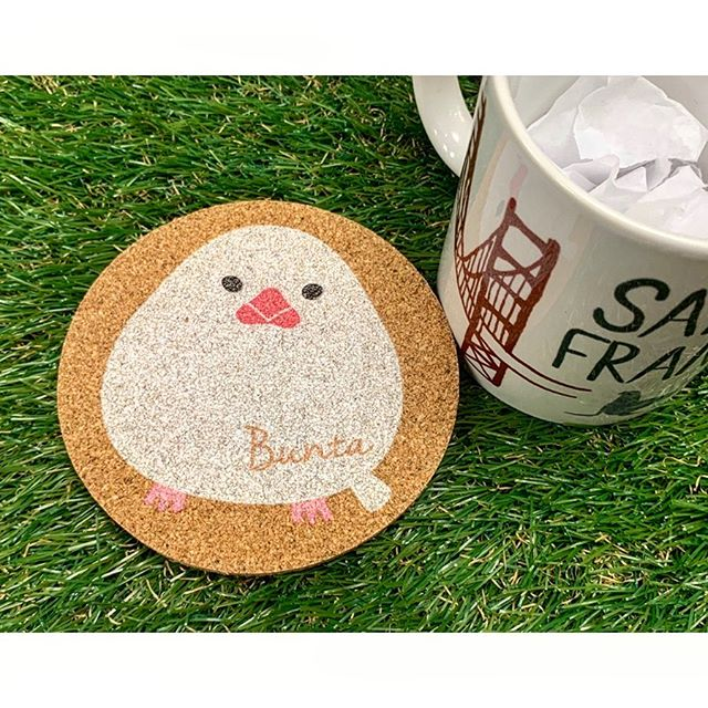The cutest coasters and eyeglass cases from Friendshill 😍 • • • #Friendshill #eyeglasscase #coasters #mug #coffeecupcoaster #teacupcoaster #kawaii #cute #corkcoasters #homedecor