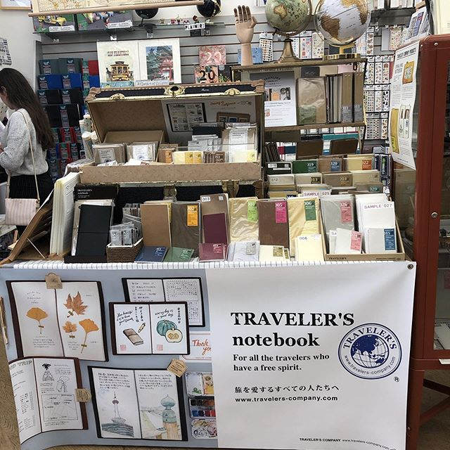 Our Traveler's Notebook Event Starts today!!!!