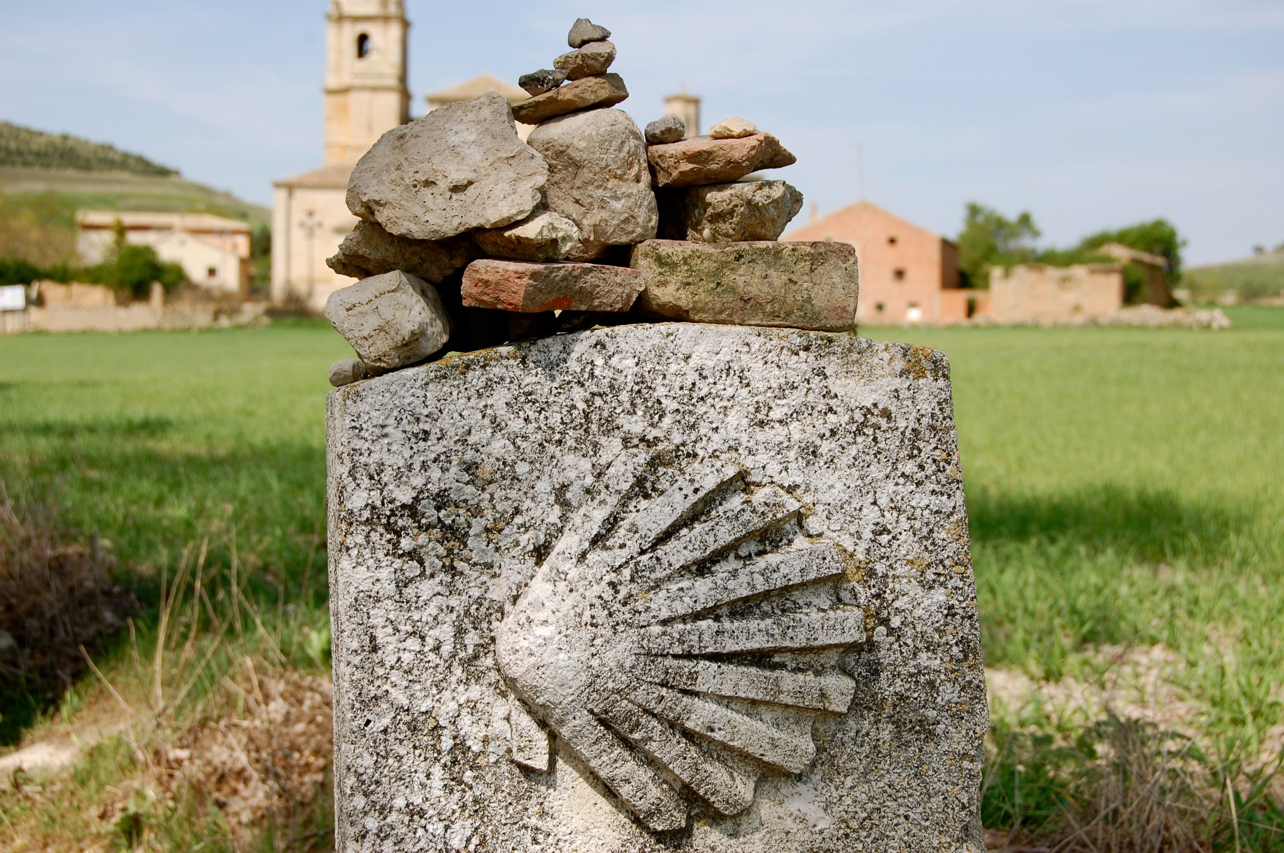 Heather Bohannon:  Here I Raise My Ebenezer , Second Place Life of a Camino Pilgrim