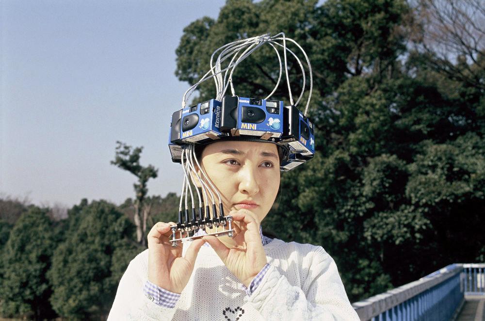 360 degree camera hat