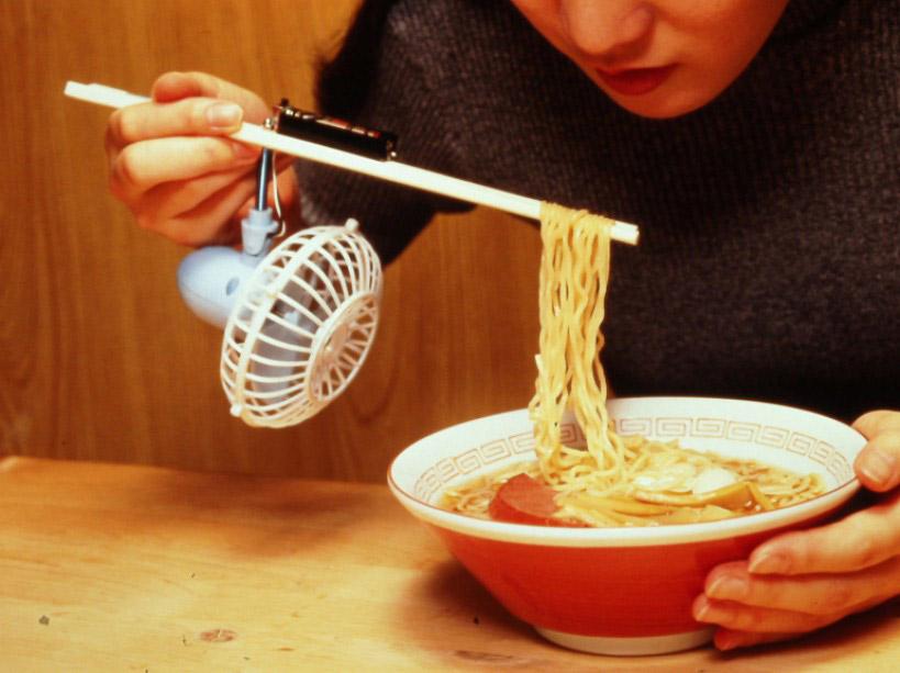 Noodle cooler