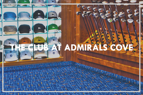 Club at Admiral's Cove Yacht Country Club Featured Project