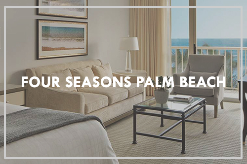 Four Seasons Palm Beach Featured Project