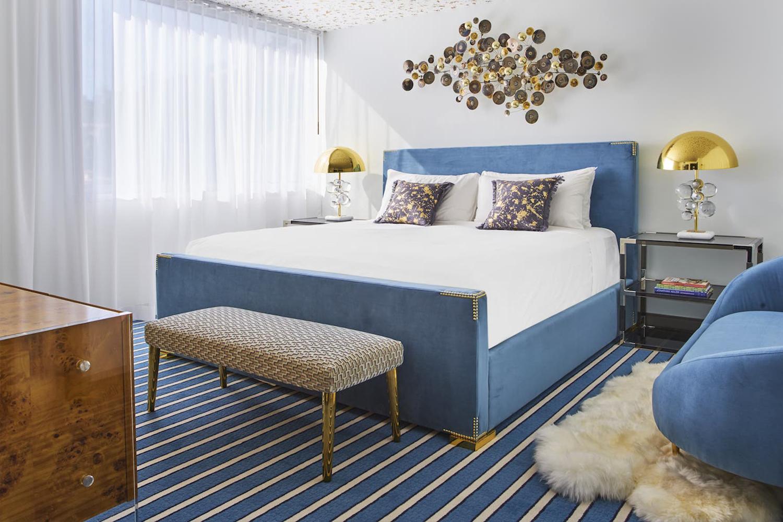 Hotel Guest Room Carpet