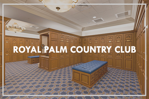 Royal Palm Yacht & Country Club Boca Raton Woven Axminster Custom Carpet