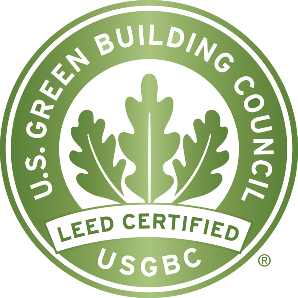 (LEED) - Royal American Carpets cooperates with Leadership in Energy and Environmental Design (LEED), the most widely used rating system in the world. The system was developed by the U.S. Green Building Council to promote healthy, highly efficient, and cost-saving green buildings.