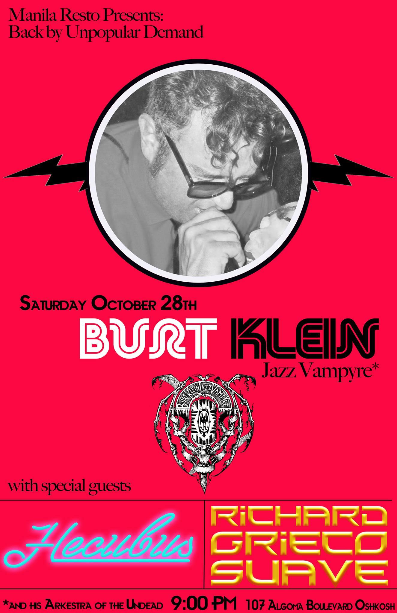 Burt Klein 2017 Poster.jpg